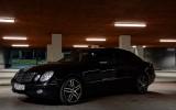 Mercedes E-klasa W211 ��d�