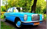 Auto Zabytkowe Mercedes W115 do �lubu i na inne uroczysto�ci K�ty