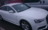Audi A5 - możliwość prowadzenia samemu Kościan