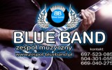 Zesp� muzyczny Blue Band August�w