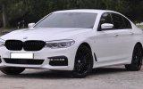 Najnowsze BMW G30 M biała białe do Ślubu Ciechanów ,Mława, Działdowo Mława