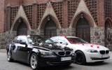 Auto samoch�d do �lubu BMW E60 Pozna�  Pozna�