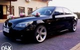 Auto do �lubu BMW E60 - M pakiet Warka
