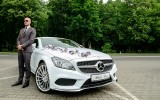 Mercedes CLS AMG 4Matic Cz�stochowa