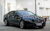 Pięknym Jaguarem XJ  do ślubu Łapy