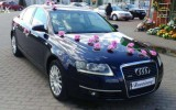 Auto do �lubu >>Audi A6 C6 *bia�a* sk�ra<< Bia�ystok