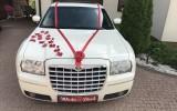 Auto do Ślubu Chrysler 300C Mława