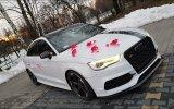 Audi S3 wynajem do ślubu Goczałkowice-Zdrój