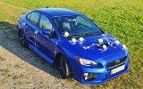 Subaru WRX do ślubu Krosno Jasło Sanok Rzeszów Krosno