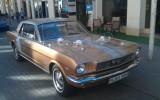 Zabytkowy Mustang - sam prowadzisz!!! Zgierz