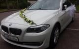 BMW 520 F10 limuzyna do ślubu Podlaskie Łapy
