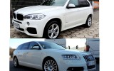 BMW X5 Mpakiet 2016r. (500z�), Audi A6 S6 (350z�)  Limanowa