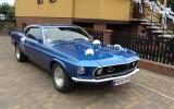 Ford Mustang 1969 Mach 1 Bydgoszcz