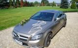 Auta do �lubu Mercedes-Benz CLS350 AMG i Nissan Titan  �ory