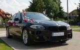 Limuzyna Auto do �lubu BMW 5 F10 - Wesela Mazowieckie Warszawa Warszawa