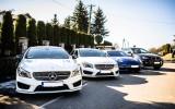 PORSCHE, MERCEDES, AUDI, BMW Krak�w