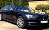 Luksusowa limuzyna do �lubu BMW 730ld  ��d�
