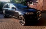 Audi Q7 do ślubu Gdańsk