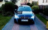 BMW E60  Limuzyna Do Wynajęcia Na Ślub/Wesele Jedwabne