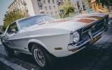 Klasyczny Mustang do �lubu Wroc�aw