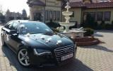 Pi�kne Audi a8 do �lubu D�browa G�rnicza