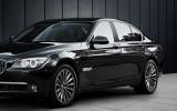 BMW 7 F01 BLACK LIMOUSINE ��d�