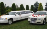 Chrysler 300C, Lincoln Limuzyna! Fontanny czekoladowe D�bica
