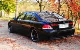 BMW 745i E65 do �lubu Wynajem Por�ba