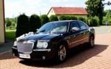Jaguar S Type oraz Chrysler 300C  D�browa G�rnicza
