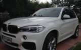Samochód, Auto do ślubu. BMW X5 BIAŁY KRAKÓW Kraków