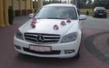 Biały mercedes nowy do ślubu!!! Toruń