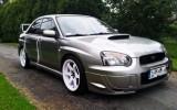 Piękne Subaru Impreza WRX Turbo do ślubu! Cieszyn