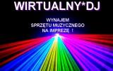 WIRTUALNY*DJ wynajmij na WESELE ! 50 zł / godz ! Katowice