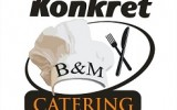 KONKRET B&M Catering Jas�o