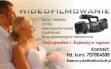 Kamerzysta na wesele Nowocze�nie i Tanio Rybnik