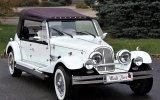 RETRO samochody do ślubu Zabytkowe auta na wesele Siemiatycze