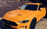 Mustang 5.0 GT 2018r Do ślubu oraz na inne okazje, całe Mazowieckie Pułtusk
