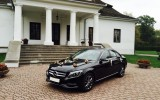 Mercedes C Klasa 2015 + Kierowca + Dekoracja ceny od 399zł  KRAKÓW