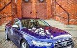 Auto do Ślubu Audi S6 C7 o mocy 420 KM Olsztyn