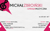 Zesp�, DJ, Wodzirej w jednym - Micha� Zbroi�ski W�oszczowa