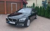 BMW 750d 2013 Individual białe skóry Full Opcja Kartuzy