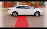 LUKSUSOWY OPEL INSIGNIA czerwony dywan ŚLUB 120 ZŁ!!! BĘDZIN
