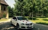 VW PASSAT CC R-line do ślubu Tarnów