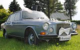 Volvo 164 z 1971r. i Polonez Borewicz do �lubu Pabianice
