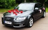 Luksusowym autem do ślubu TANIO ŁOMŻA