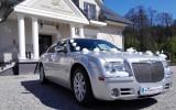 Auto do ślubu,imprezy okolicznościowe,limuzyna CHRYSLER 300C  Olkusz