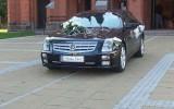 Samochód do ślubu - Cadillac STS 4.6 V8 Siedlce, Łuków, Garwolin Siedlce