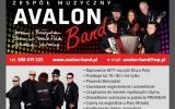 Zespół muzyczny AVALON BAND Białystok