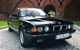 Auto do ślubu - BMW E32 750i Individual V12 - KLASYK  Warszawa