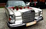 Auto do �lubu zabytkowy Mercedes W108  Szczecin